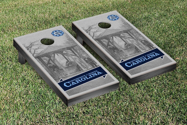 North Carolina Cornhole Boards & Standard Cornhole Bags