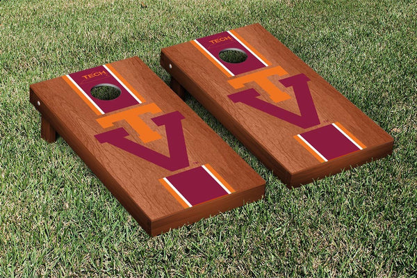 Virginia Tech Cornhole Boards & Standard Cornhole Bags