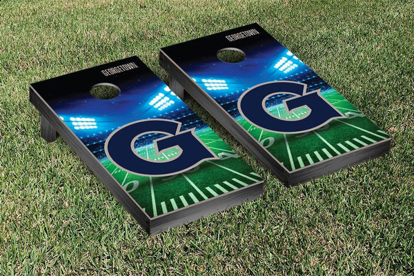 Georgetown Cornhole Boards, Custom All Weather Cornhole Bags & Carrying Case Package