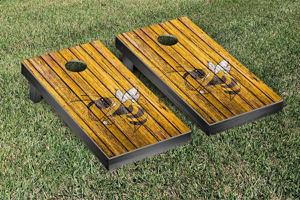 Georgia Tech Cornhole Boards & Standard Cornhole Bags