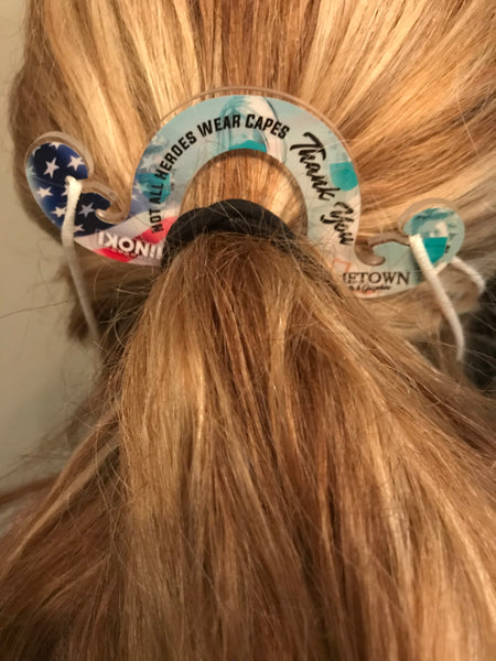 Ponytail Mask Hook