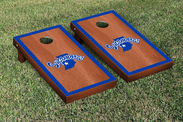 Indiana State Cornhole Boards, Custom All Weather Cornhole Bags & Carrying Case Package