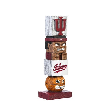 Indiana University Basketball  Tiki Totem