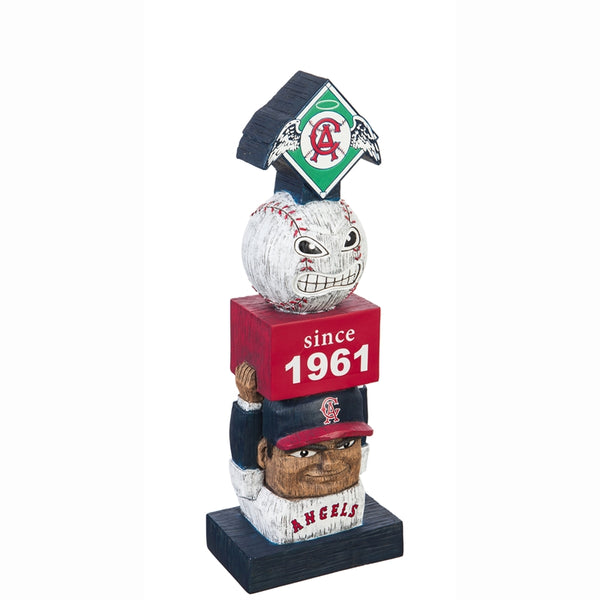 Los Angeles Angels Vintage Baseball Tiki Totem