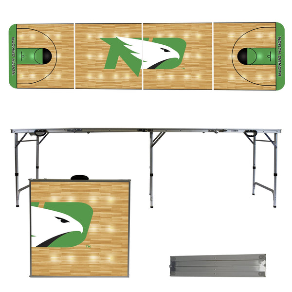 North Dakota 2' x 8' Tailgate Pong Table