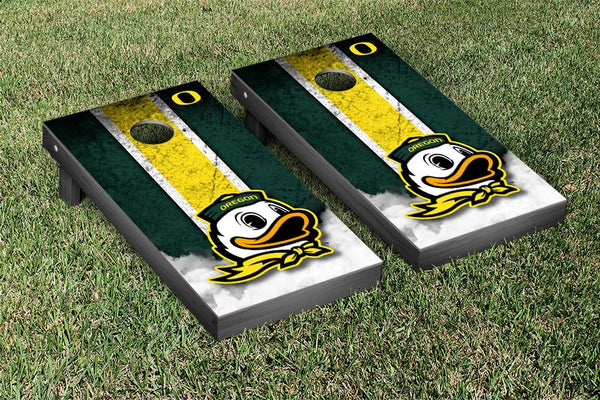 Oregon Cornhole Boards, Custom All Weather Cornhole Bags & Carrying Case Package