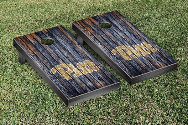 Pittsburgh Cornhole Boards, Custom All Weather Cornhole Bags & Carrying Case Package