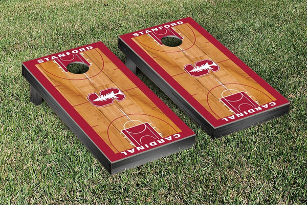 Stanford Cornhole Boards, Custom All Weather Cornhole Bags & Carrying Case Package