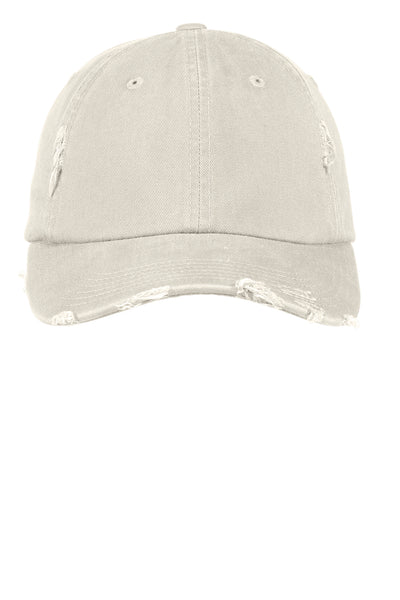 Stone Distressed Pigment Dyed  Hat