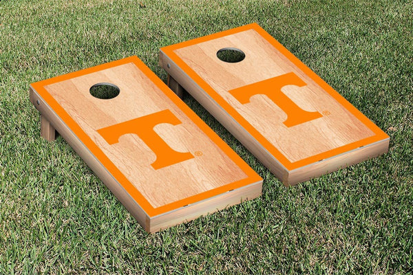 Tennessee Vols Cornhole Boards, Custom All Weather Cornhole Bags & Carrying Case Package