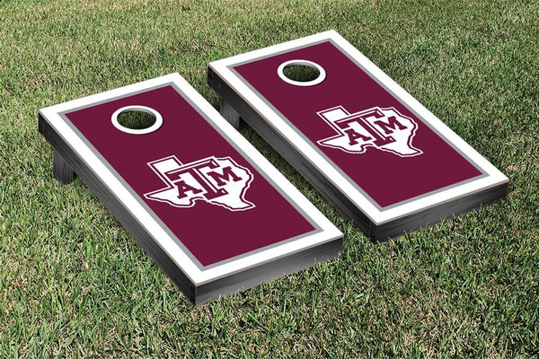 Texas A & M University Cornhole Boards & Standard Cornhole Bags