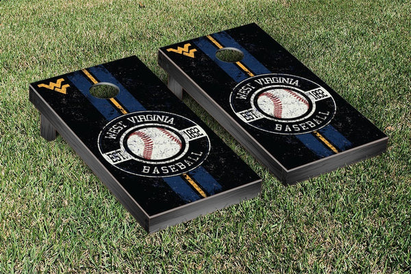 West Virginia Cornhole Boards & Standard Cornhole Bags