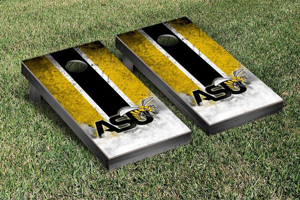 Alabama State University Cornhole Boards & Standard Bags