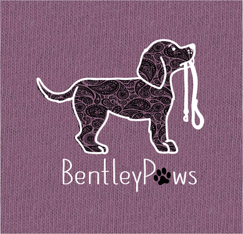 Bentley Paws Paisley T-Shirt