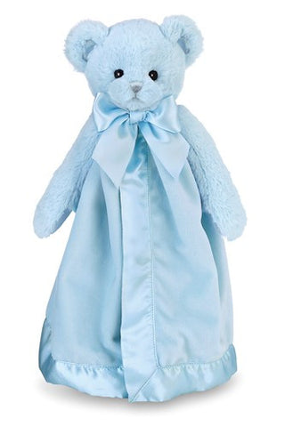 BLUE BEAR BABY SNUGGLER