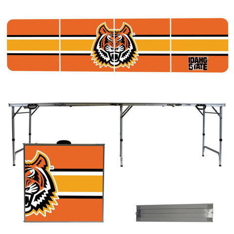 Idaho State University 2' x 8' Tailgate Pong Table