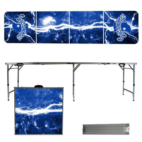 Indiana State University 2' x 8' Tailgate Pong Table