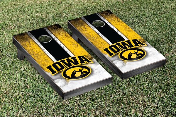 Iowa Cornhole Boards and Standard Cornhole Bags