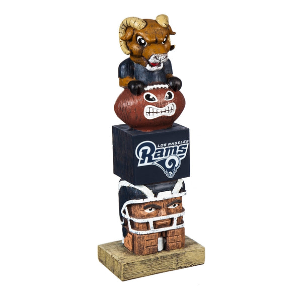 Los Angeles Chargers Football Tiki Totem