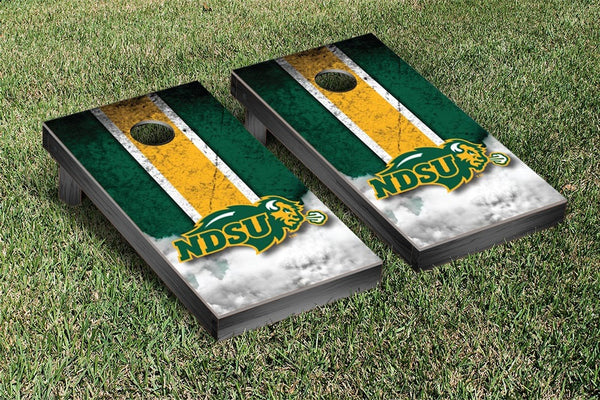 North Dakota Cornhole Boards, Custom All Weather Cornhole Bags & Carrying Case Package