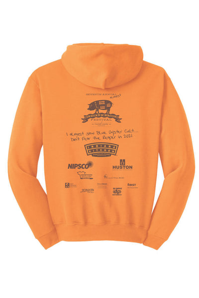 Bacon Fest Hooded Sweatshirt