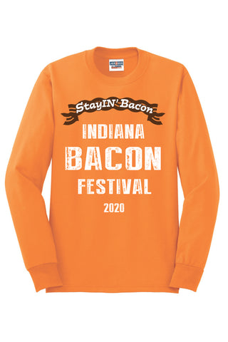 Bacon Fest Long Sleeve T Shirt