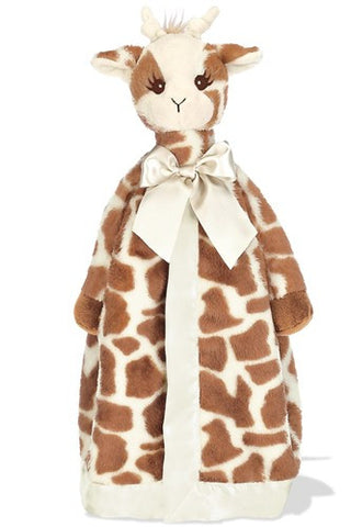 PATCHES GIRAFFE BABY SNUGGLER
