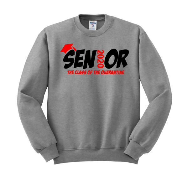 Senior 2020 Crew Sweatshirt