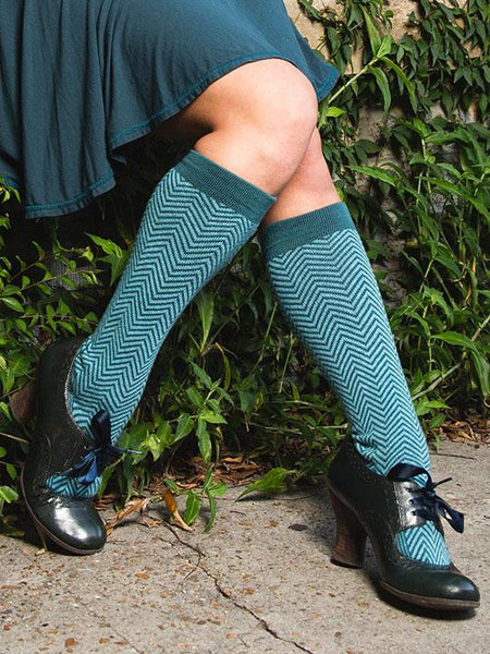 RocknSocks {ELIZABETH} Knee High