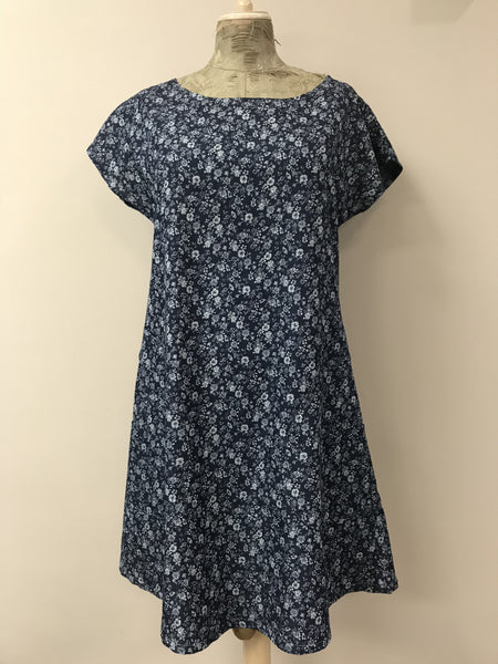 Maria Dress {KEYHOLE BACK}