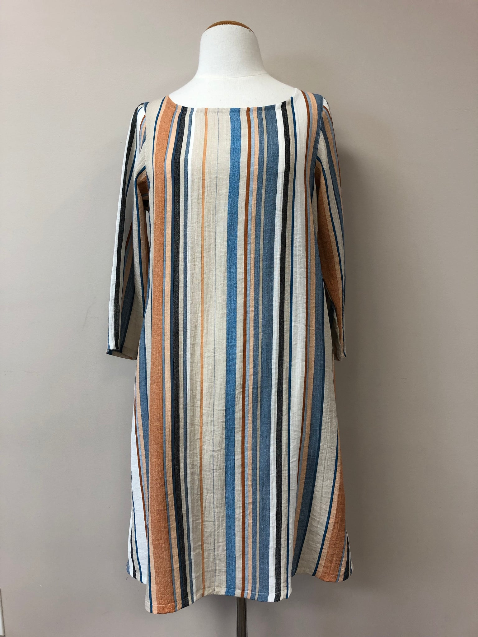 Christene {STRIPE DRESS}