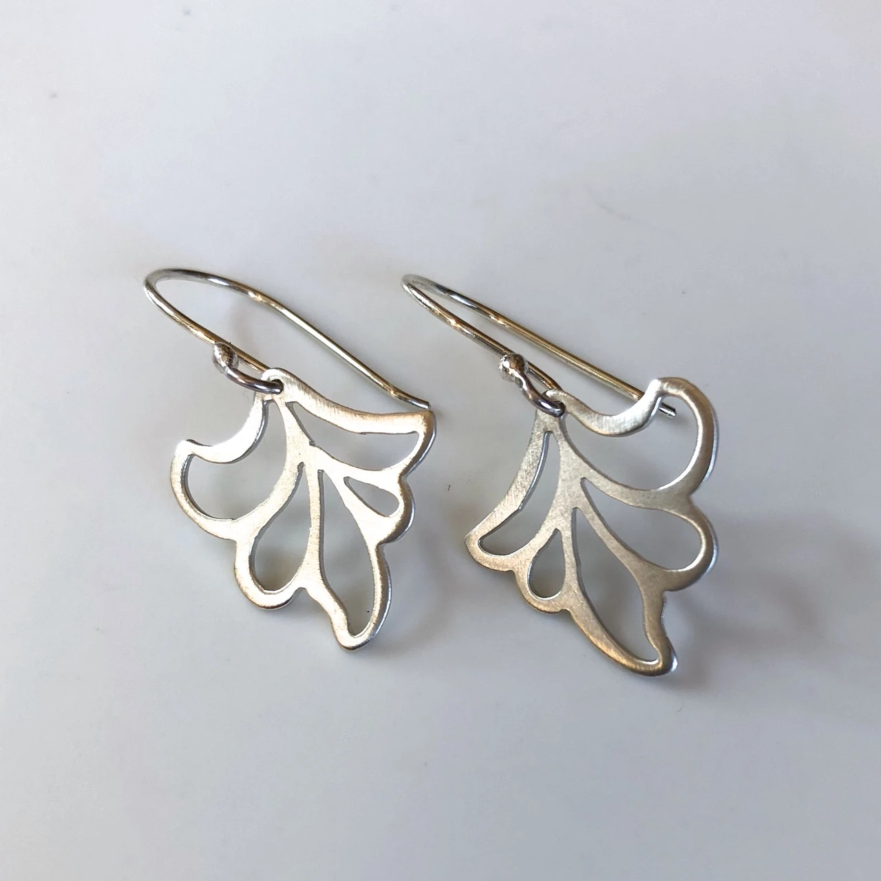 Thistle {MINI BOTANICA EARRINGS}
