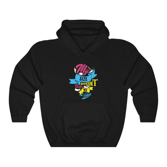 My Value Unisex Hooded Sweatshirt