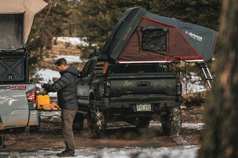 Five Tips For Winter Camping