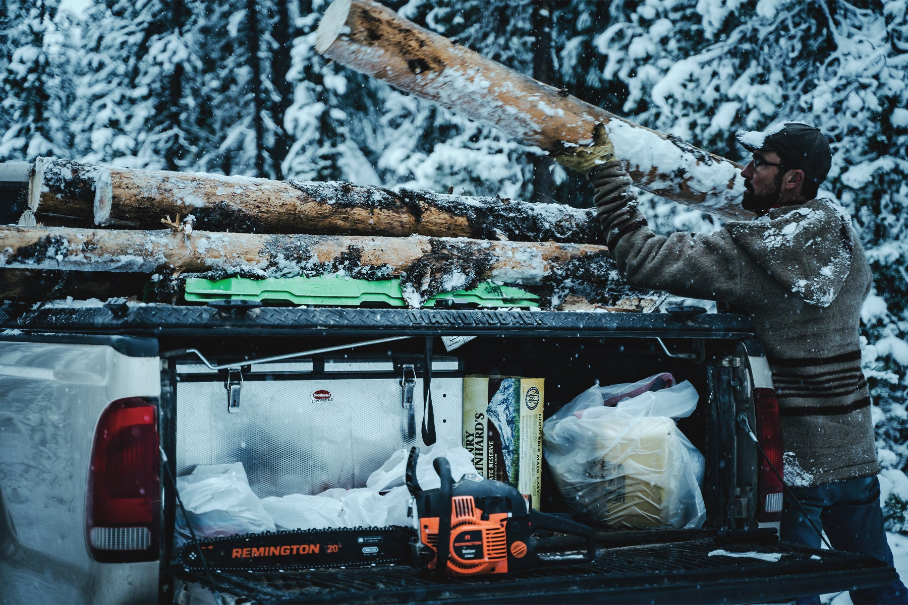 off grid packing list and provisions