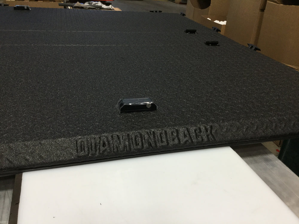 Outlet DiamondBack HD - fits '17-up Ford F-Series Super Duty Short Bed