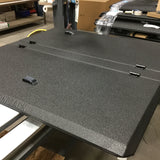 "Outlet DiamondBack HD - fits '14-up Toyota Tundra CrewMax (66.7"" bed) w/Deck Rail Utility"