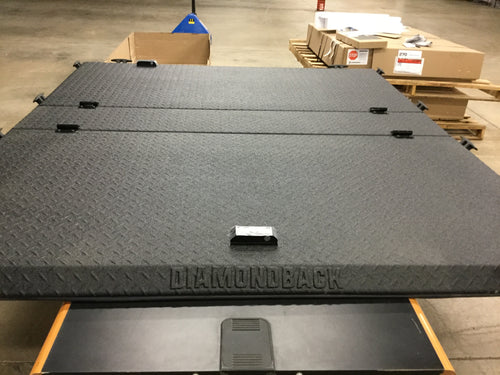 Outlet Black DiamondBack HD - '08-up Ford F-Series Super Duty Short Bed
