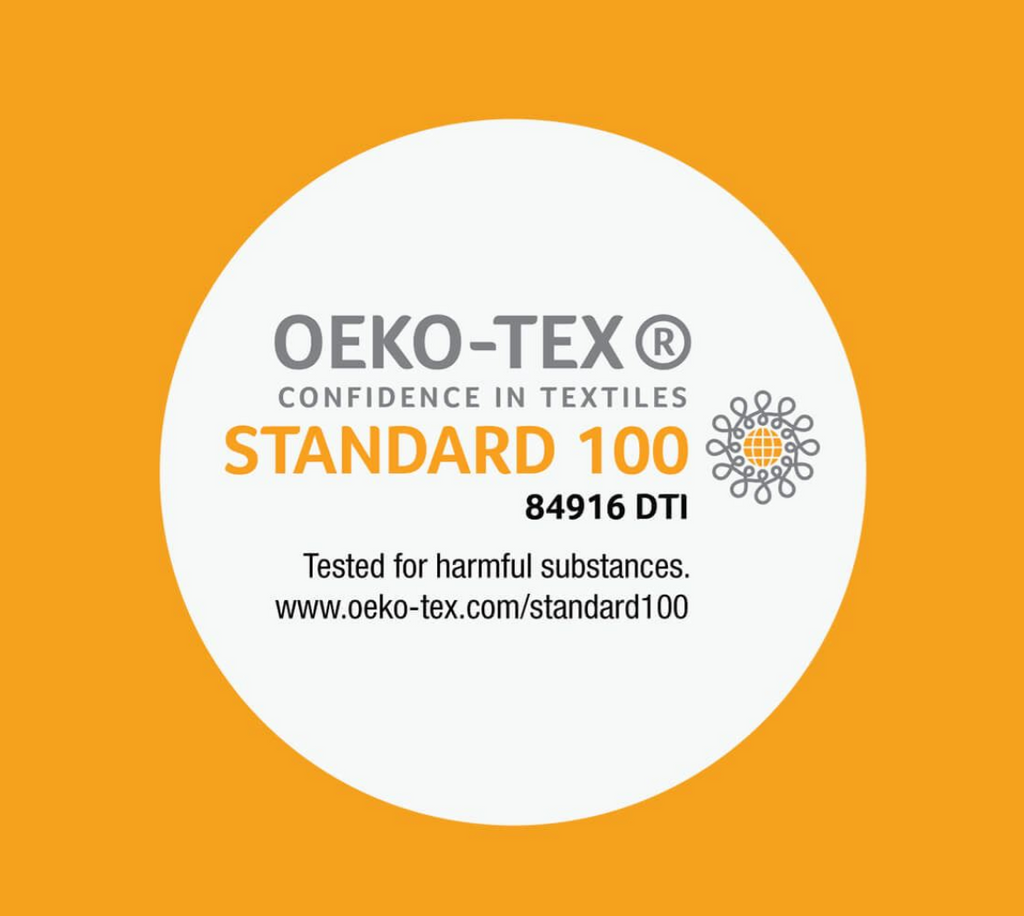 MOLO is now certified by both GOTS and Oeko-Tex