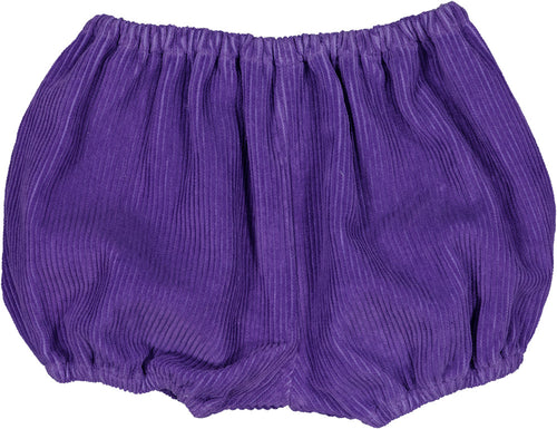 LOUIS LOUISE Purple London Bloomer Big Corduroy