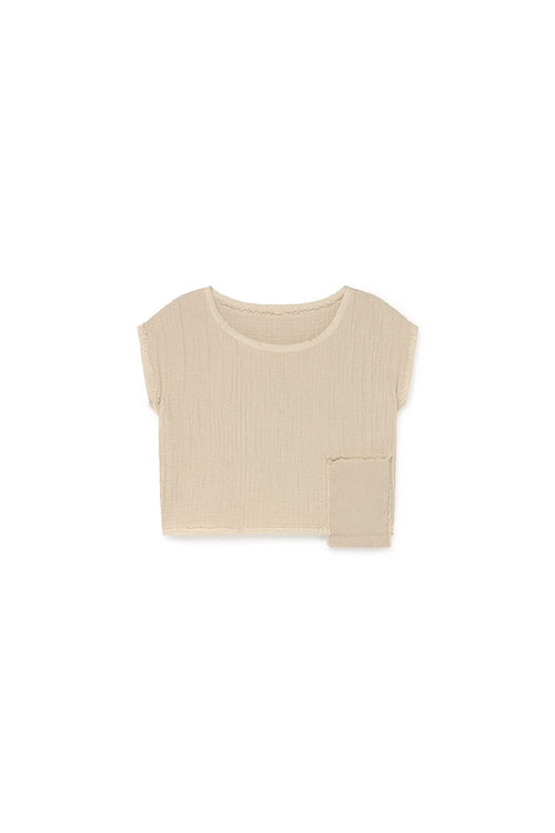 LITTLE CREATIVE FACTORY Quilted Crop Top