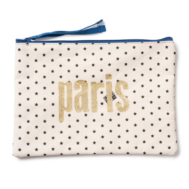 BONTON Organic Medium Pencil Case Paris