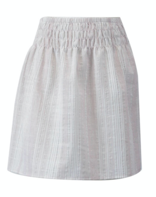 FOR ALL SEASONS Stripe Skirt