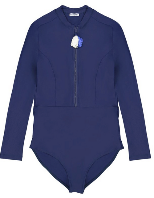 CANOPEA Mom Ava One Piece Blue