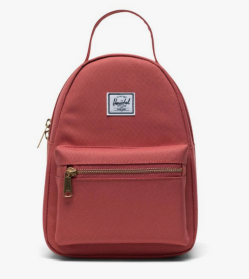 HERSCHEL SUPPLY CO Nova Mini Backpack Dusty Cedar
