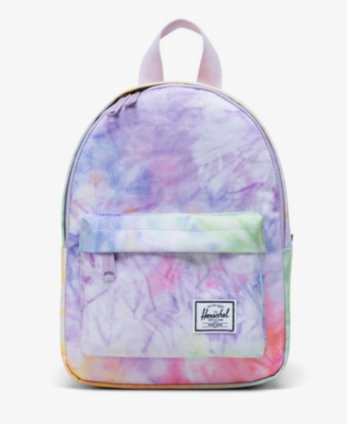 HERSCHEL SUPPLY CO Nova Mini Backpack Pastel Tie Dye