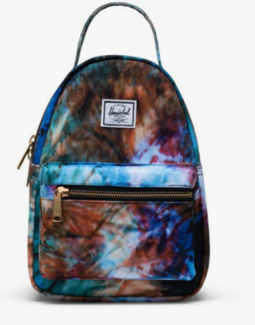 HERSCHEL SUPPLY CO Nova Mini Backpack Summer Tie Dye