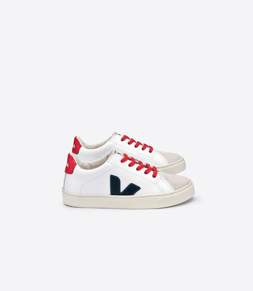 VEJA Espelar Lace leather Nautico Sneakers
