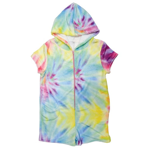 ISCREAM Pastel Tie Dye Romper