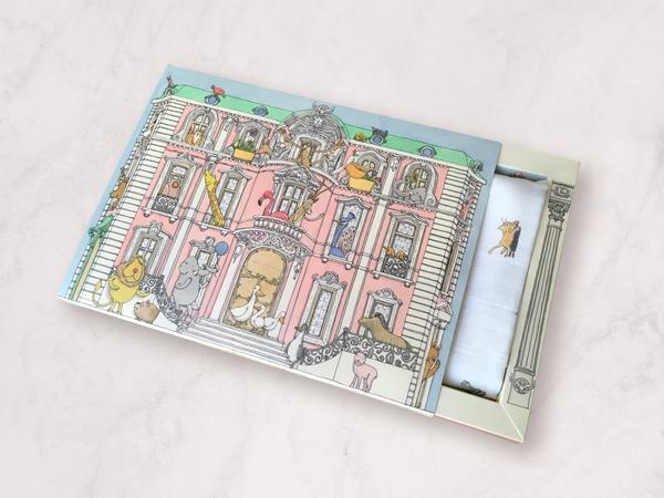 ATELIER CHOUX Illustrated Drawer Box
